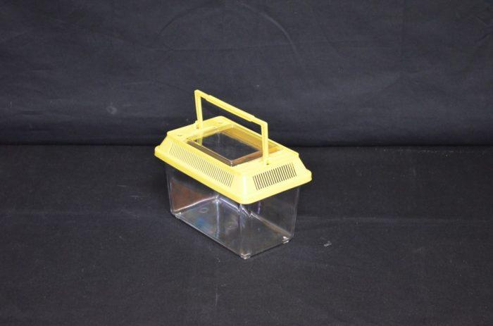 Rectangular Plastic terrarium, Mini
