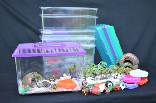 Medium cage kit